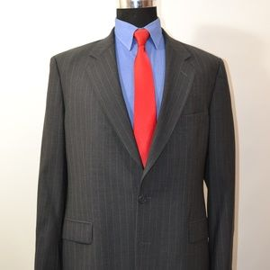 Brooks Brothers 44R Sport Coat Blazer Suit Jacket